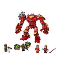 LEGO 76164 アイアンマン ハルクバスター vs. A.I.M.エージェント