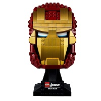 LEGO 76165 アイアンマン ヘルメット