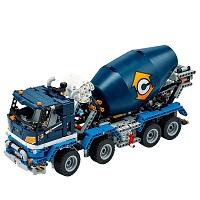 LEGO 42112 コンクリートミキサー車