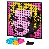LEGO 31197 アンディ ウォーホル マリリン モンロー