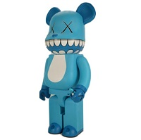 BE@RBRICK KAWS CHOMPERS 1000%