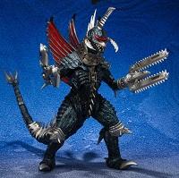 S.H.MonsterArts ガイガン 2004 大決戦Ver