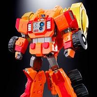 超合金魂 GX-69R ゴルディーマーグ 究極の勇者王Ver