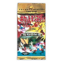 ポケットモンスターカードゲーム 第3弾 拡張パック 化石の秘密 1パック