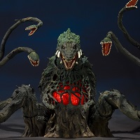 S.H.MonsterArts ビオランテ Special Color Ver