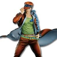 アミューズメント 一番くじ SUPER MASTER STARS PIECE D賞 空条承太郎 やれやれだぜ