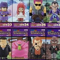 ドラゴンボール ワールドコレクタブルフィギュア vol.5 レッドリボン軍編 8種