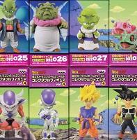 ドラゴンボールZ ワールドコレクタブルフィギュア vol.4 伝説の超サイヤ人編 8種