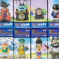 ドラゴンボールZ ワールドコレクタブル フィギュア vol.2 目指せ!ナメック星編 8種