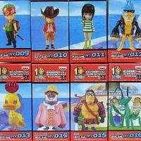 ワールドコレクタブルフィギュア STRONG WORLD Vol.2 8種