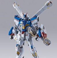 METAL BUILD クロスボーン ガンダムX3